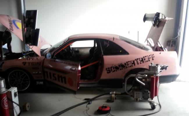 Nissan Skyline R33 GTS